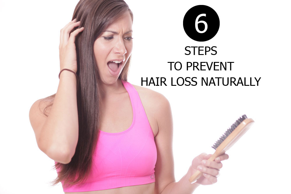 Prevent and Treat Hair Loss Naturally